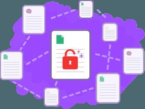 Unlock content placeholder